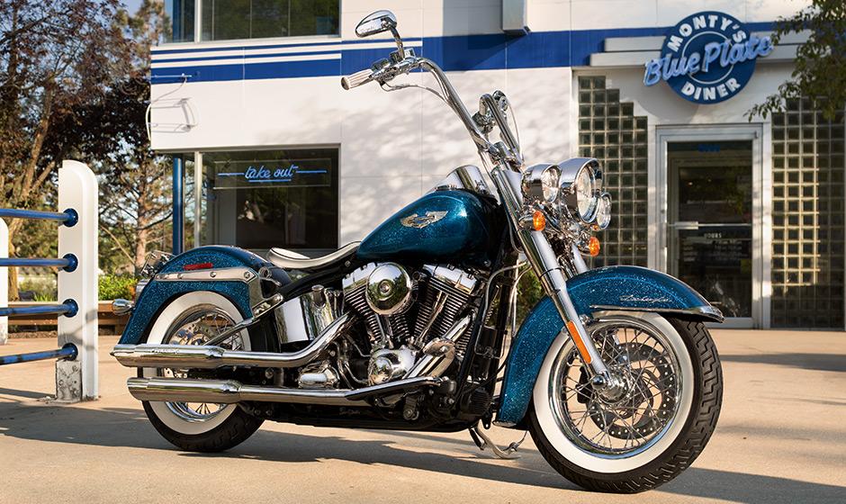 Harley Davidson 174 Bruchm 252 Hlbach Flstn Softail 174 Deluxe