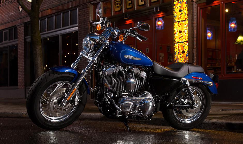 Harley Softail Slim >> HARLEY-DAVIDSON® BruchmühlbacH | XL 1200C Custom