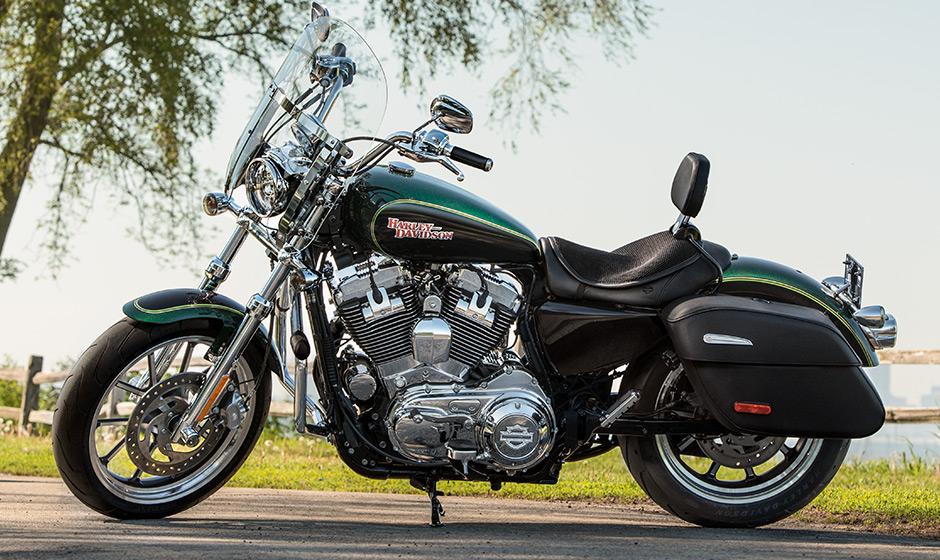 Harley Davidson 174 Bruchm 252 Hlbach Xl 1200t Superlow 174