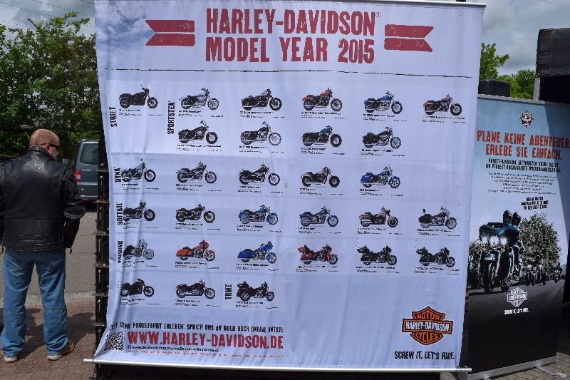 HARLEY-DAVIDSON® BruchmuehlbacH - 25th Anniversary 7