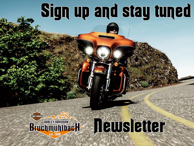 Newsletter_Anmeldung_Harley_Davidson_Bruchmuehlbach_GmbH