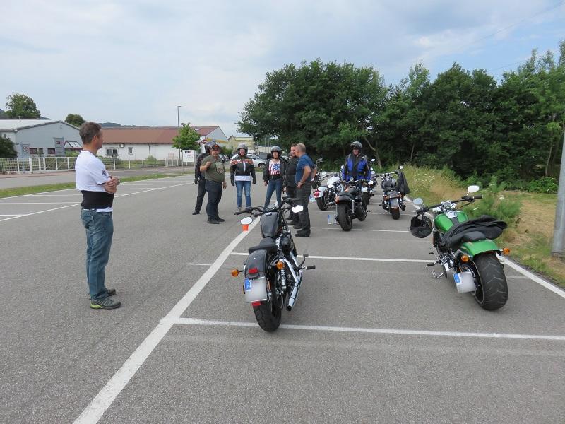 Wiedereinsteiger Kurs Harley-Davidson Bruchmühlbach